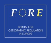 FORUM FOR OSTEOPATHIC REGULATION IN EUROPE